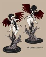 Megaera of the Furies by MistressMiel