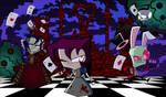 Gaz Madness Returns by annie-tower