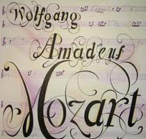 mozart by frenio