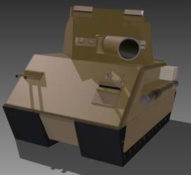 RMX-54 Mk III Mod C by wheeled-tank