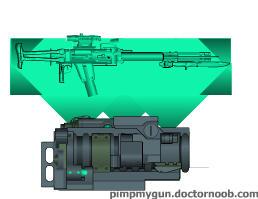 Digital Storage Codex Model 1 by wheeled-tank