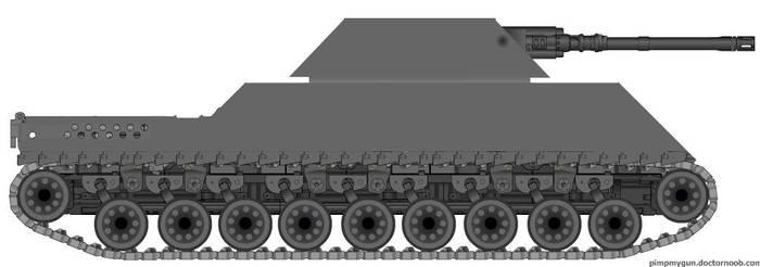 RMX-53 (WiP) by wheeled-tank