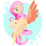 Flutterby by Horsecanada9