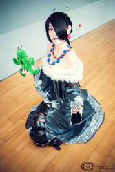 Lulu FFX by LadyDaniela89