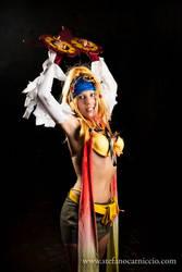 Rikku Cosplay (FF10-2) by LadyDaniela89