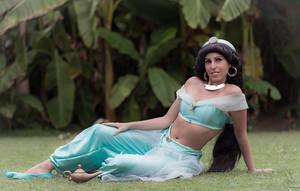 Princess Jasmine by LadyDaniela89