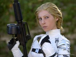 The Boss Cosplay - Metal Gear Solid 3 by LadyDaniela89