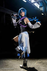 Aqua - Kingdom Hearts by LadyDaniela89