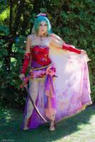 Terra Cosplay FFVI by LadyDaniela89
