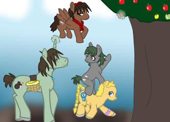 .:Respect a Pony:. by WandaTaylor