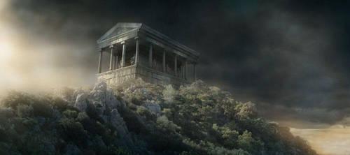 Nereids Monument of Lycia by ugurerbas