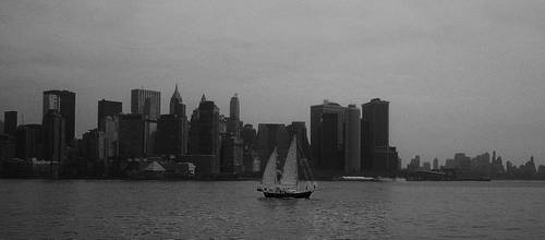 sail to the city by Erica-Danes