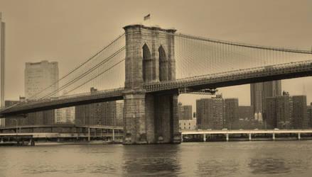 bridge of the city by Erica-Danes