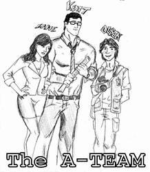The A-Team: Metropolis by Erica-Danes