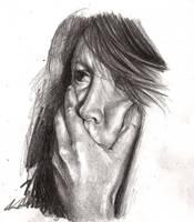 A5 Self-portrait by Catching-Smoke