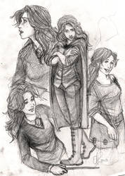 Character Sheet: Rose Weasley by Catching-Smoke