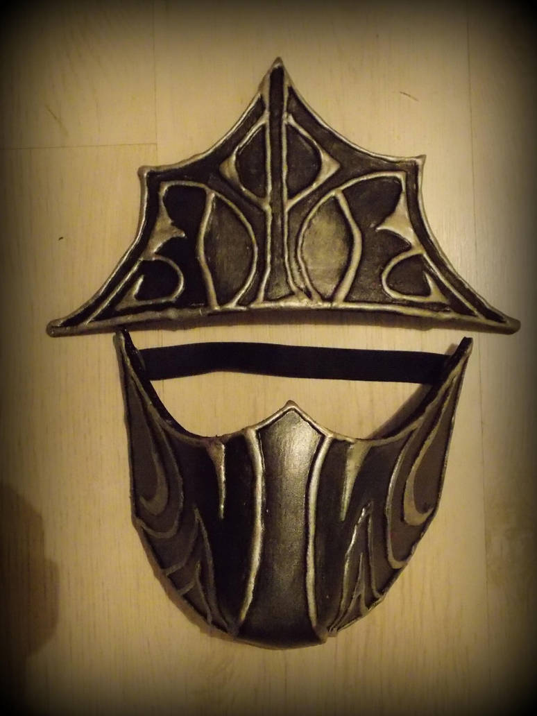Death Dealer's Training Nightingale_mask_and_hood_finished__by_cita555_d7b7955-pre
