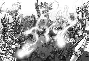 Warden by MelUran