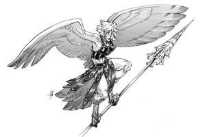 Lilith by MelUran