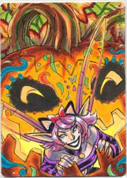 Faerie Metal card5 by MelUran