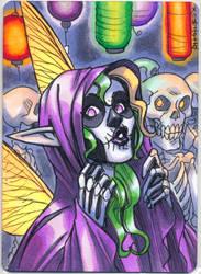Faerie Metal card4 by MelUran