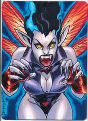 Faerie Metal card1 by MelUran