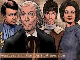 Doctor Who: Ian Barbara Susan by tygerbug