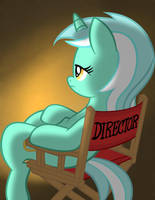Lyra Directs by tygerbug