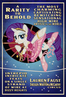 A Rarity to Behold (13x19) by tygerbug