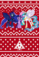 Hearth's Warming Sweater by tygerbug