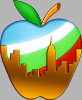 Big Apple Ponycon Logo by tygerbug