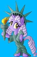 Liberty (with shading) by tygerbug