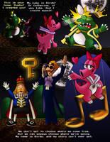 Birdo's Tale - Page 7 by tygerbug