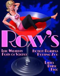 Come to Roxy's! by tygerbug