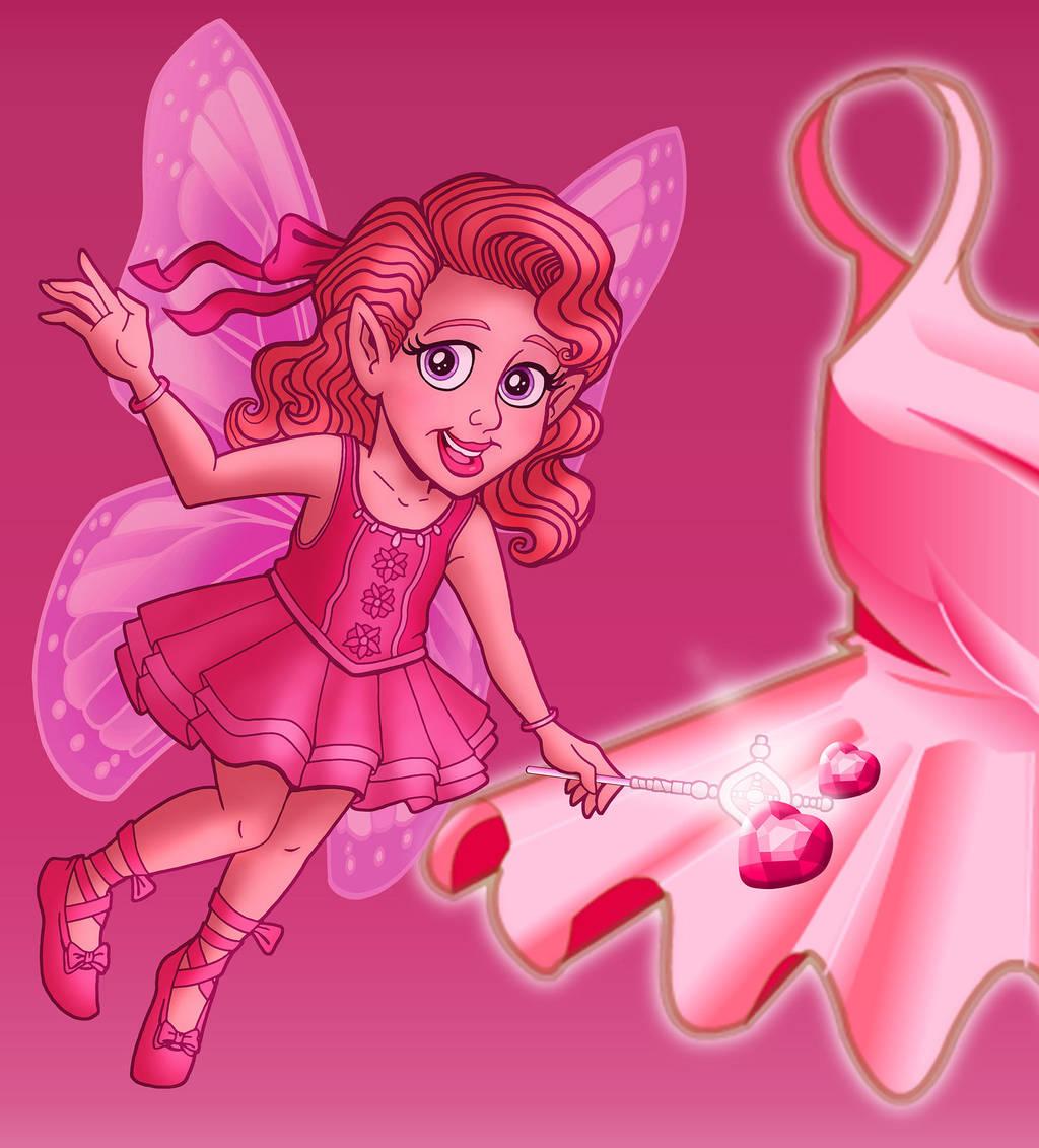 Tutu Fairy by tygerbug