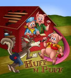 Huff N Puff by tygerbug