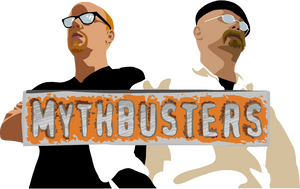 Mythbusters by yarrbunny