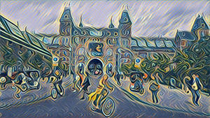 Artserdam Renewal 20180618 020243 bicycle by nevit