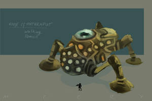 Pathraputs Bughouse vehicle concept by LaughtonMcCry