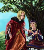 Szlachta and Kozaky by mepty