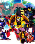 Transformers Robots in Disguise 2015 Promo by TheSpeed0fLlight