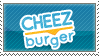 CheezBurger stamp by DaRk-Stamps