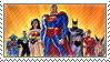 Justice league Stamp by DaRk-Stamps
