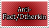 Anti kin stamp by DaRk-Stamps