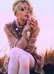 Jessica Stam by mrscwebb