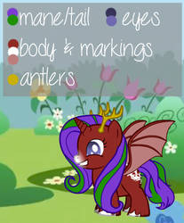 Introducing Winter Withers! | MLP OC by MegawackoRileyx