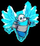 Angel Blueberry by Kaweii