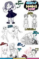 [patreon] doodle dump #43 by Kaweii