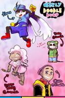 [patreon] doodle dump #47 by Kaweii