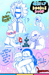 [patreon] doodle dump #58 by Kaweii